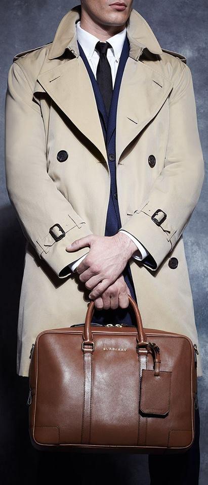 Trenčkot - ideální kabát na jaro i podzim